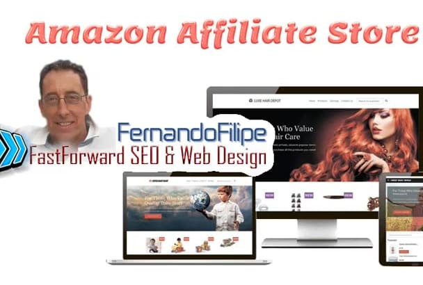 do your Exclusive Amazon Affiliate eCommerce Store