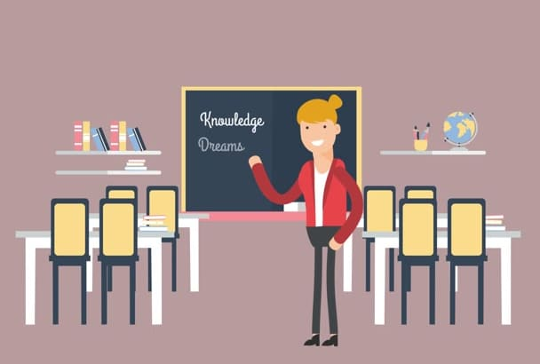 create animated EXPLAINER video