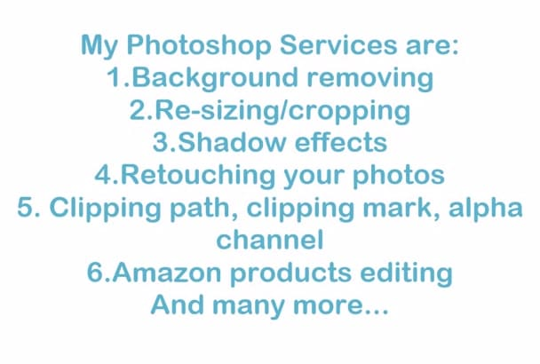 edit your photos and remove background
