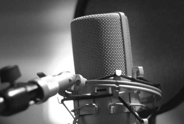 record an American HQ female Voice Over in 48 hours