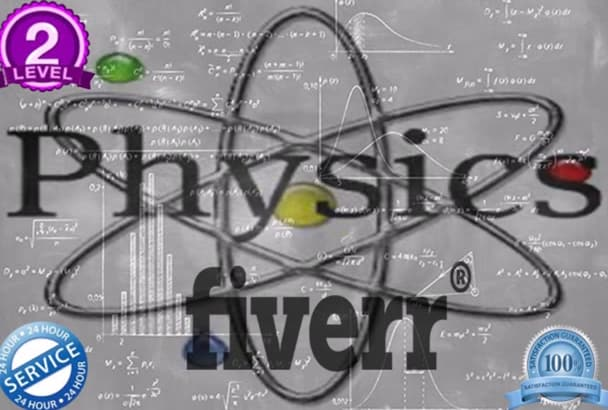 give Physics solutions for your PHYSICS problems