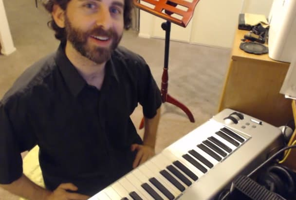 play keys, strings, winds, or brass on your music