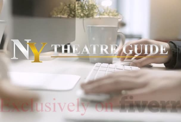 post your banner ad on my website, NY Theatre Guide