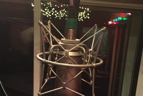 deliver PRO Quality Voice Over