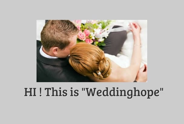 promote your site related to Brides and Weddings