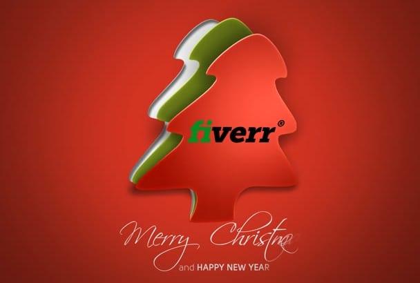 christmas Intro Logo Video HD