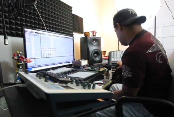 produce 1 Electronic,Hip Hop,Trap track