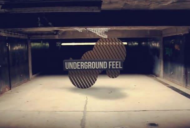 edit This Urban GRUNGE Rap Video