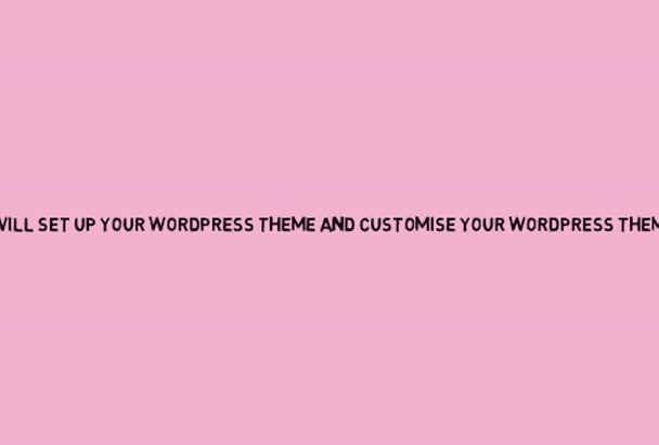 setup Any WordPress Theme Exactly Like Its Demo in 1 hour