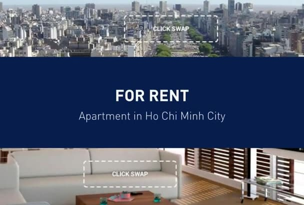 create an apartment rental video for real estate agents