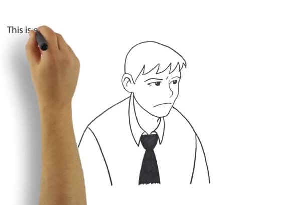 create this stunning whiteboard animation