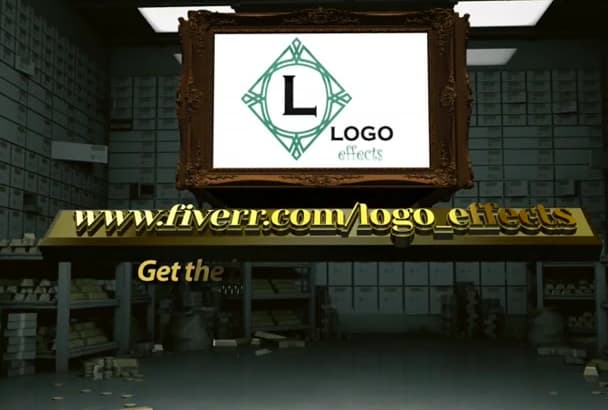 make This Impressive  Video Intro With Your Logo