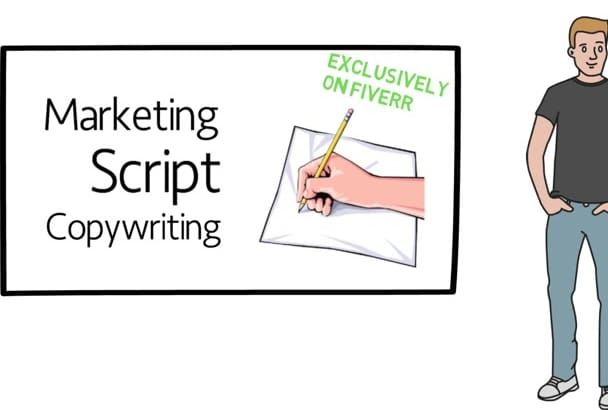 write a Video Marketing Script