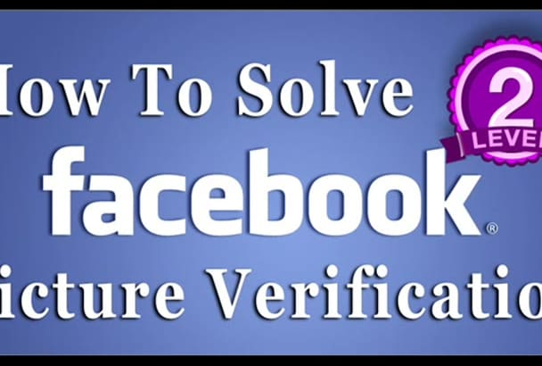 unlock Facebook Photo Tag Verification