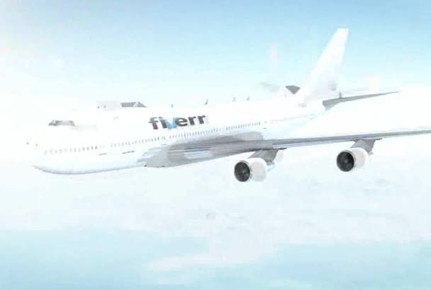 promote your Business on this amazing Plane video