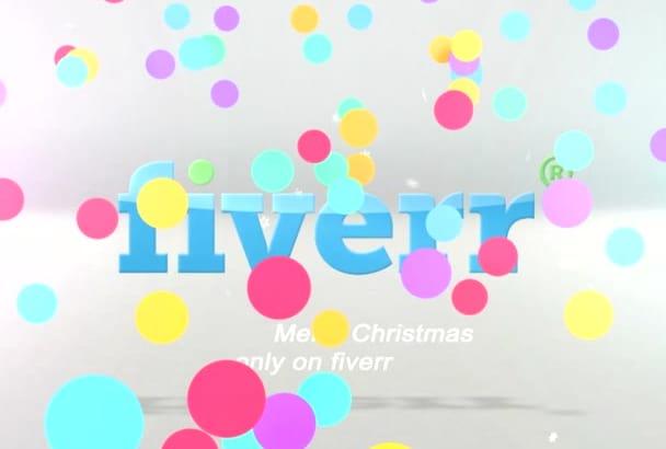 do Christmas gift logo reveal