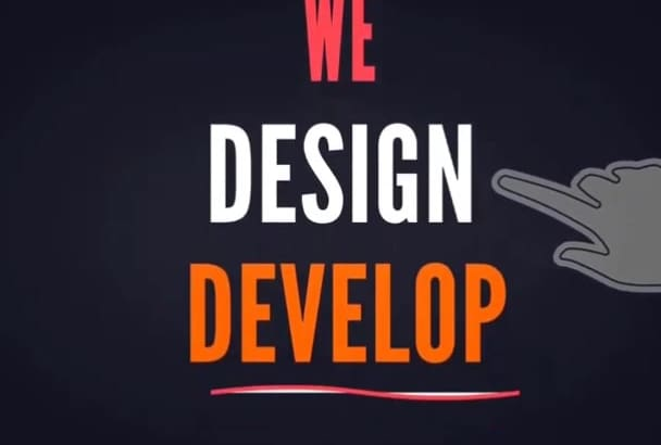 customize This Amazing Web Design and Development video To Impress Your Clients