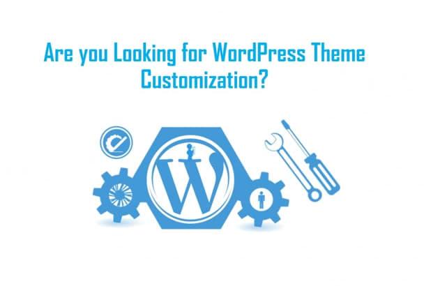 customize wordpress theme and fix errors