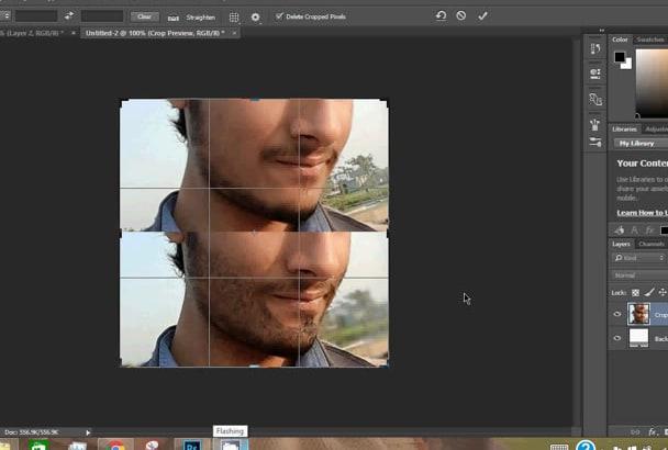 do Photoshop your photo professionally