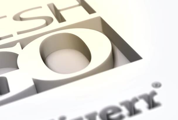 make Stylish Logo Video Intro