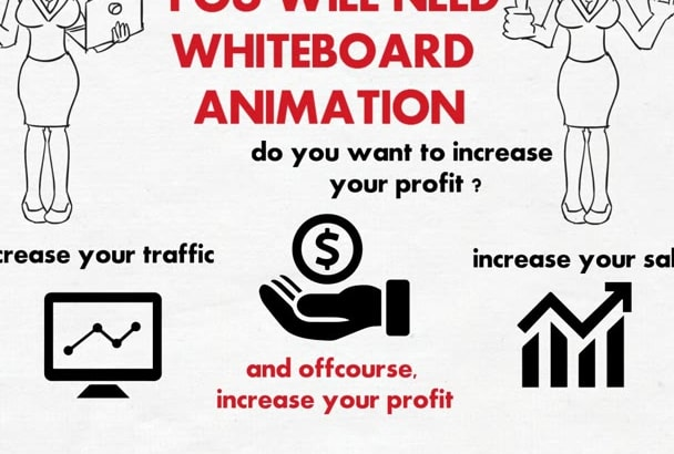 create Engaging Whiteboard Animation