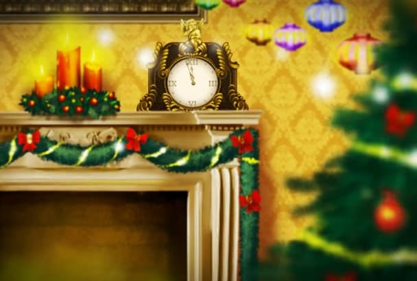 do this Christmas and New Year  countdown