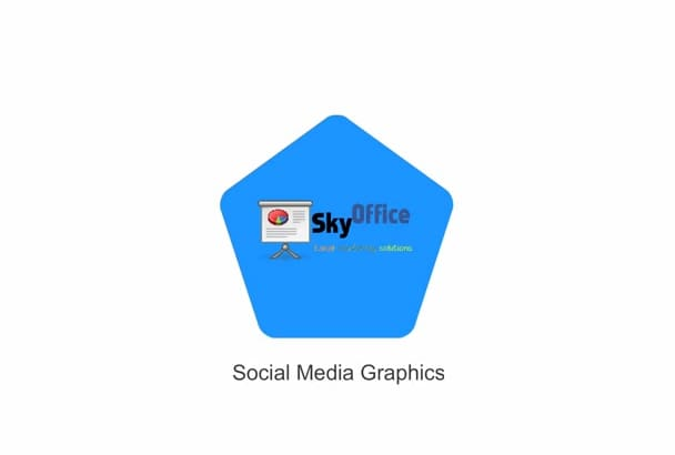 design All Types of Graphics for Web and Social Media