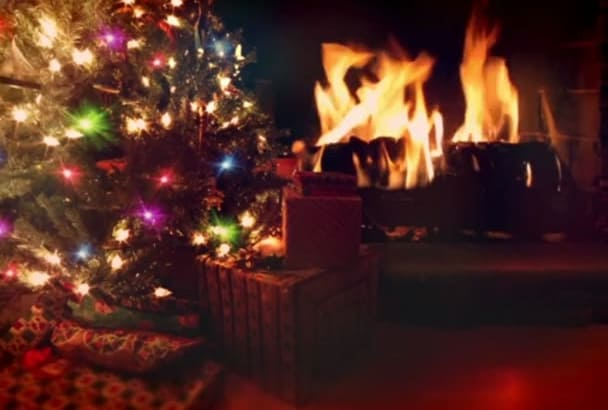 make a special Christmas video for your dear ones