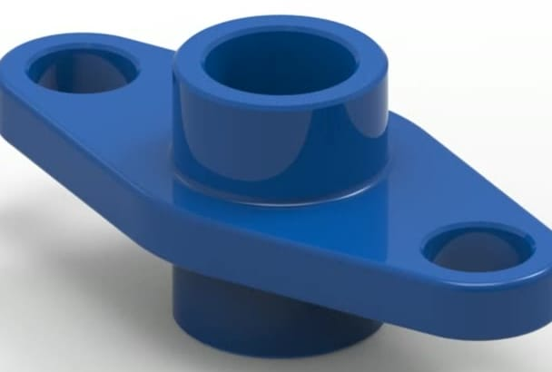do 3D and 2D CAD designs
