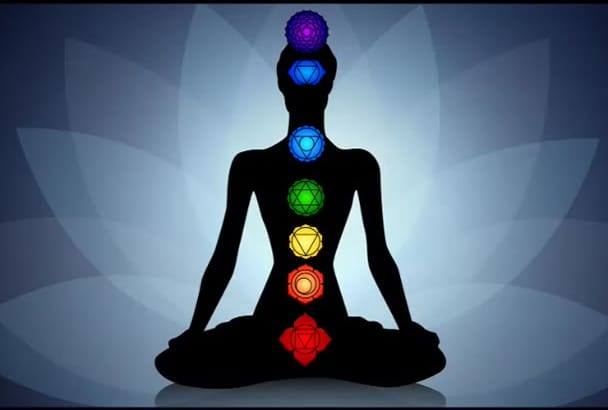 show you how to improve your life by opening your chakras