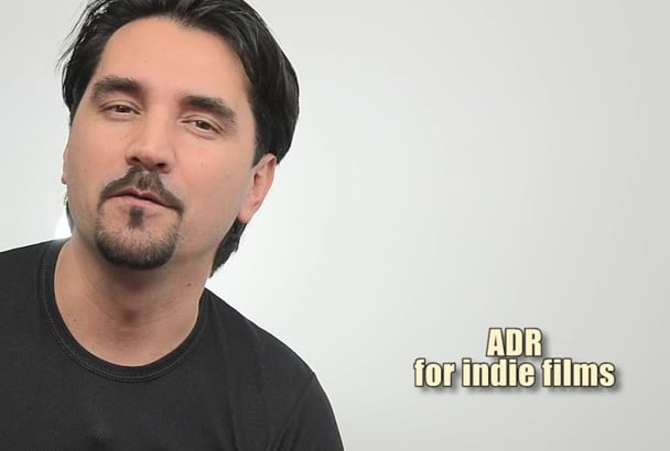 record ADR automatic dialogue replacement 4Ur indie film