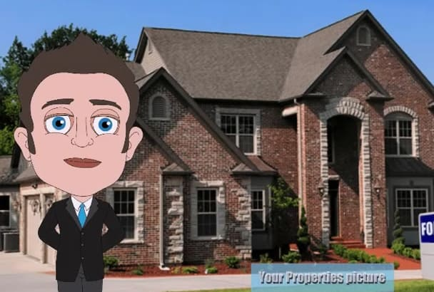 create the video marketing for real estate agents