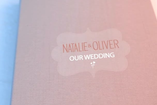 make wedding save the date video in 48hrs