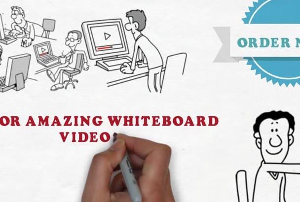 make EXPLAINER animation video