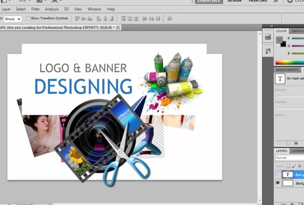 do anything with Photoshop in 24 hrs