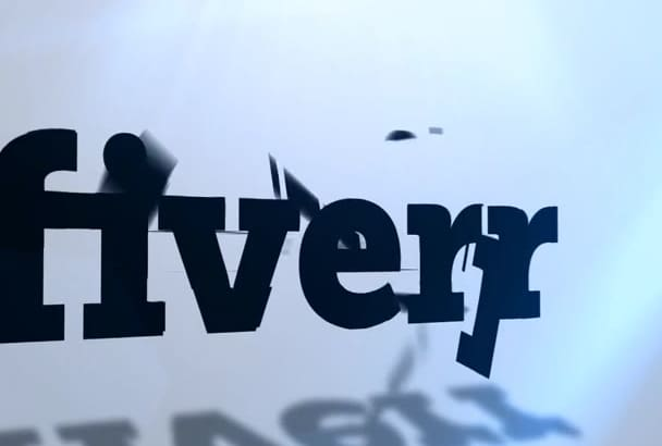 make an awesome logo INTRO