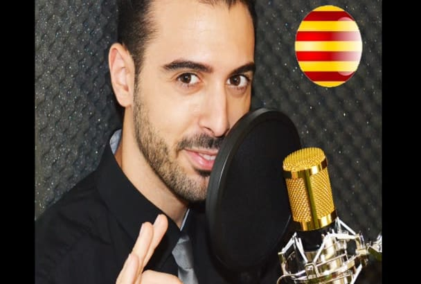 record a catalan audio with neutral accent