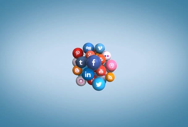 create a Social advertising intro for you