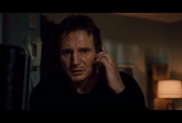 impersonate Liam Neeson for you