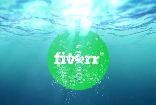 put your logo in to the under water intro