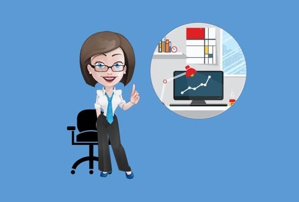 create an engaging explainer video to promote your Product, Service or Website