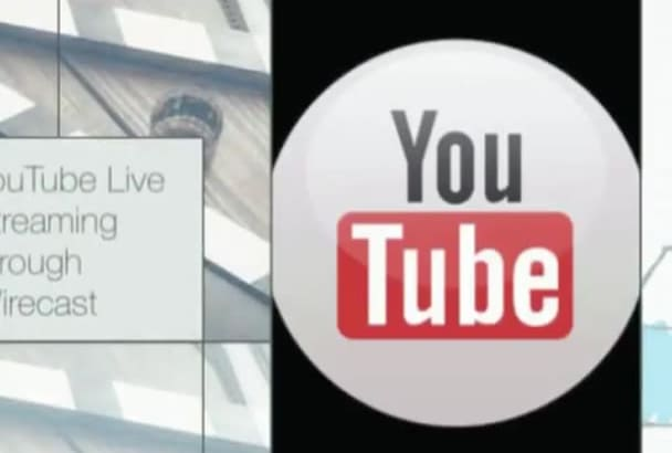 do your Wirecast Youtube live upload