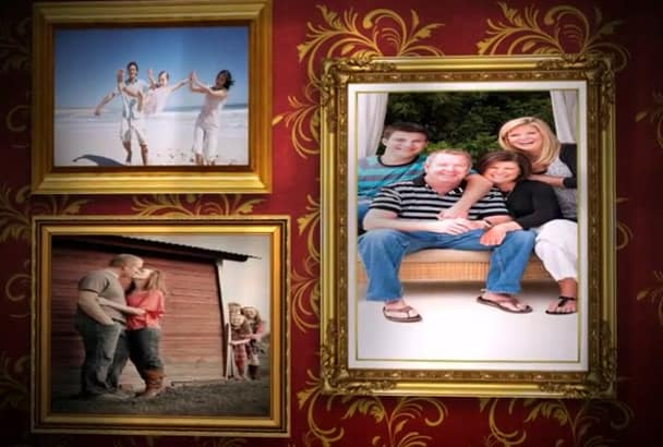 create Funny Family clip