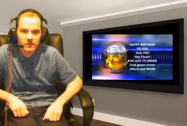 greenscreen anything, birthday, funny, news you name it