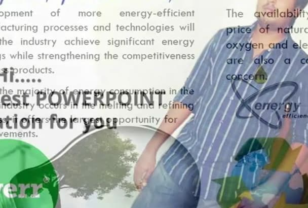 create a branded POWERPOINT presentation