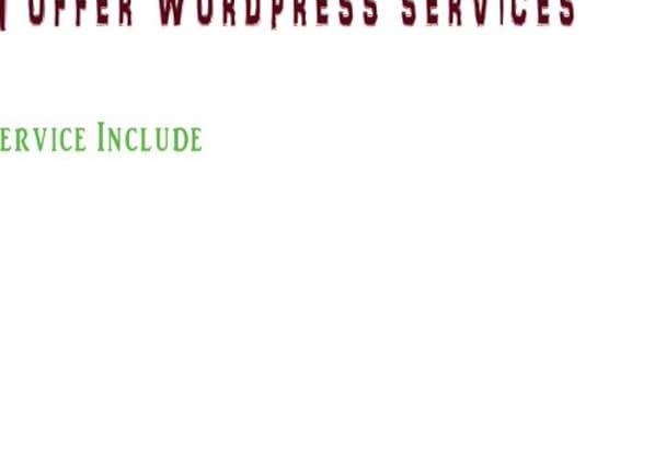 create complete professional web