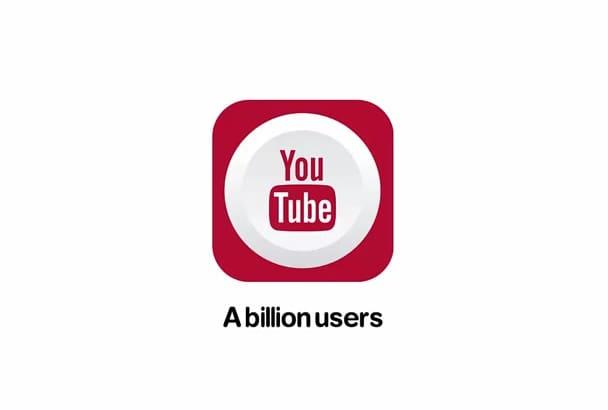 create 3 YouTube video