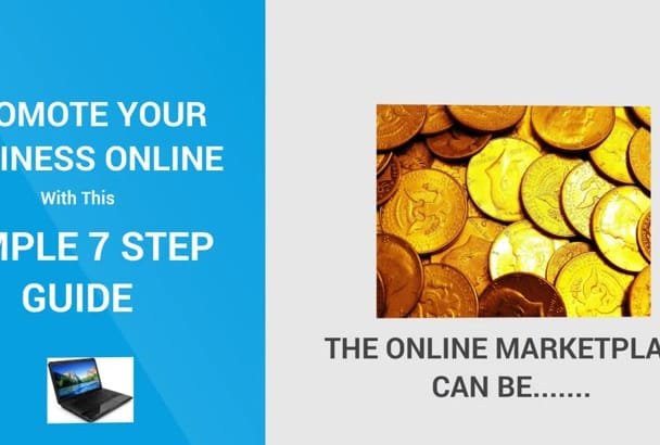 give you an EASY Online Sales Strategy to Promote your Business