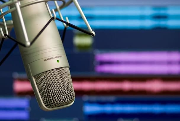 record a professional Dutch Nederlands voice over