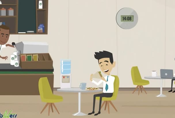 make simple and creative animated explainer videos for your business